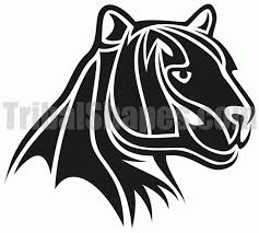 tribal panther designs tweet author tribalshapes com url