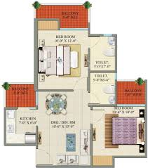 850 sq ft 2 bhk 2t apartment for sale in charms india castle raj