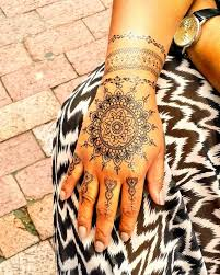 21 best henna inspired tattoo thigh images on pinterest mandalas