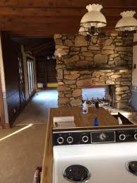 mountain house kitchen before and after