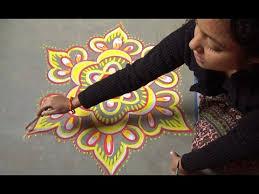 Decoration For Wedding Alpana Decoration For Wedding Chowkpurana Youtube
