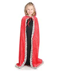 red queen cape for girls kids costumes kids halloween costumes