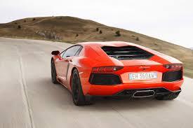 Lamborghini Aventador Orange - aventador lp700 4 aventador 030912 8 hr image at lambocars com