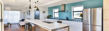 gourmet white stainless steel kitchen with scullery