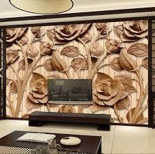 beautiful dream lavender air balloon living room tv wall 3d