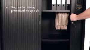 armoire bureau porte coulissante armoire de bureau à porte coulissante vidéo