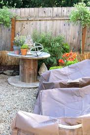 Plastic Patio Furniture Covers by Another Easy Way To Sew Outdoor Cushion Covers Covers For Outdoor