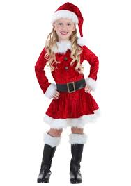 mrs claus costumes toddler mrs claus costume