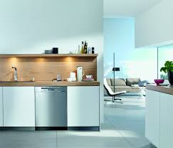 Miele Kitchen Design by Built In Dishwashers