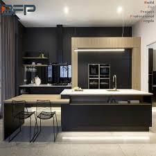 grey finish kitchen cabinets china grey single side lacquer finish kitchen cabinets