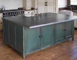 metal top kitchen island best 25 metal countertops ideas on stainless steel