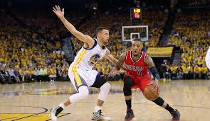 blazers vs warriors playoff schedule 2017 dates times and tv