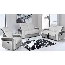 canap relax 3 2 canape 2 place relax maison design wiblia com