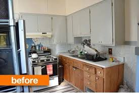 cheap kitchen remodel ideas kitchen remodeling 20 real transformations apartment therapy