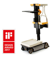 Operation Provide Comfort Awards Crown Lift Trucks Gained Over 100 International Design Awards