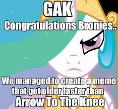 Know Your Meme Brony - i hope your happy with yourself internet gak know your meme