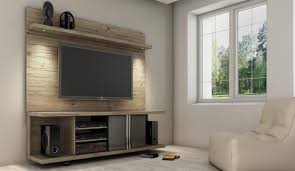 Living Room Light Stand by Manhattan Comfort Carnegie Tv Stand And Park Floating Wall Tv