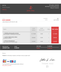 Invoicing & Billing Software for graphers