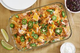 thanksgiving leftovers nachos versus dough