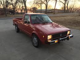 vwvortex com 1980 volkswagen caddy rabbit truck 1 owner 75k mi w