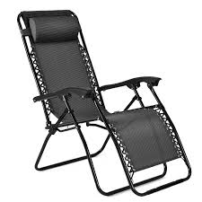 Textilene Patio Furniture by Zero Gravity Chair Outdoor Lounge Folding Reclining Chair For