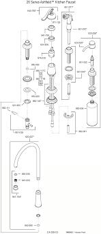 kohler kitchen faucet parts diagram awesome moen kitchen faucet parts diagram including delta faucets