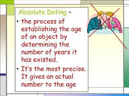 V  Absolute Dating      SlideShare