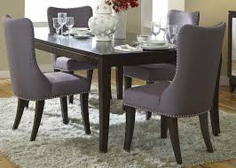 High Back Brown Leather Dining Chairs Dinning White Dining Chairs Tall Dining Chairs High Back Leather