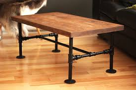galvanized pipe table legs diy iron pipe table by nothing z3n on deviantart