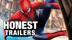 spider man honest trailers the amazing spider man 2 youtube