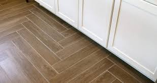 Wood Floor Ceramic Tile Tile That Looks Like Wood Vs Hardwood Flooring Home Remodeling