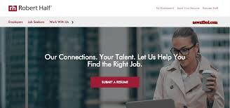 How To Send Resume Online by Find The Right Job Robert Half Canada U0027s Leading Staffing Firm