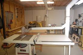 Table Saw Dust Collection by Fs Jet Hybrid Table Saw South Jersey By Jmos Lumberjocks