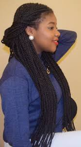 how to braid hair with middle part slimthickdiva how to 7 ways i style my box braids