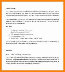 high resume for college format heading 6 high resume format sales clerked
