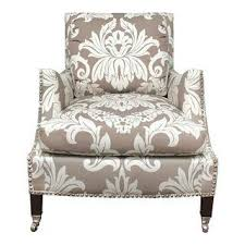 vintage u0026 used off white club chairs chairish
