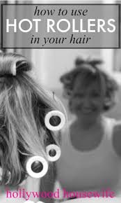 what type of hair is use for big box braids how to hot roller your hair hollywood housewife
