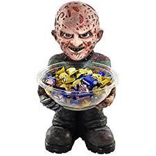 Krueger Halloween Costume Amazon Nightmare Elm Street Freddy Krueger Candy Bowl