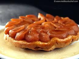 tarte tatin recette de cuisine avec photos gâteau aux pommes