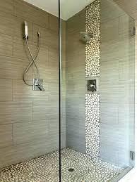 river rock bathroom ideas rock tile bathroom rock tile shower best river rock shower ideas on