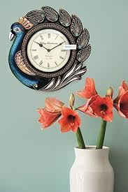 anniversary clock gifts collectible india handmade anniversary gift wall clock