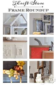 thrift store frame roundup country design style