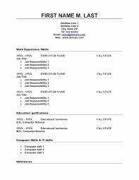 resume format microsoft word 2010 resume format download in ms word 2010 best of resume template