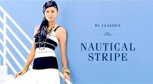 nautical chic attire the nautical stripe ralph style guide
