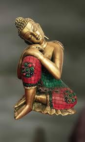 handmade chalkstone sculpture of shiva ugra artisans crest