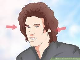 surfer hairstyles how to get surfer hair for guys 15 steps with pictures