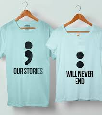 our story will never end tshirt size s to 5xl shirts for