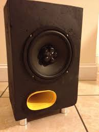 paramax home theater diy passive speaker woofer from broken reused u0026 unwanted parts