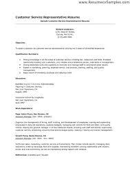 resume summary exles customer service exle of a resume summary for customer service summary resume
