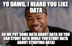 Meme Guide - teacher guide to surviving data analysis